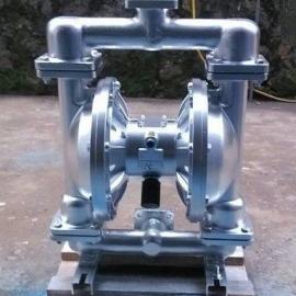 BQG100/0.4气动隔膜泵五星品质质量保证