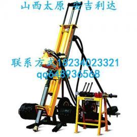 山西太原销售红五环全风动潜孔钻机HQF110