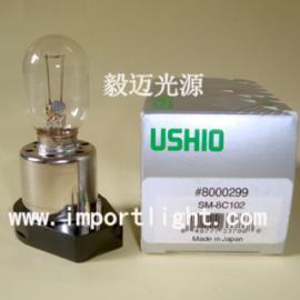 OLYMPUS LS-30,6-8V 30W倒置显微镜灯泡