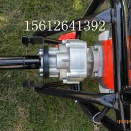 果园用手提式挖坑机便携式挖坑机