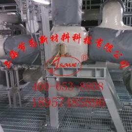可拆卸式LNG设备保温套