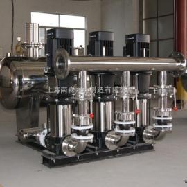无负压变频供水设备--高层无负压变频供水设备
