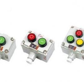 铝合金防爆控制按钮 LA53防爆控制按钮