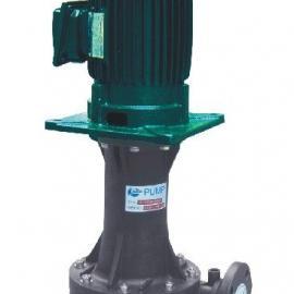立式液下泵 江苏镀宝喷淋塔立式液下泵厂家,耐酸碱耐腐蚀刻泵