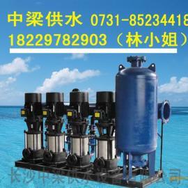 东营全自动无负压变频供水设备