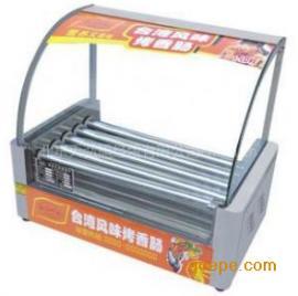 供应7管烤肠机