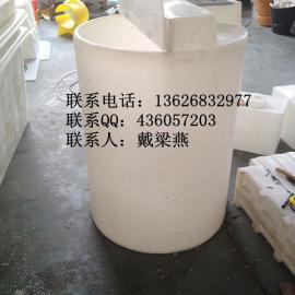 特殊产品 500L带翻盖搅拌罐 厂家定制
