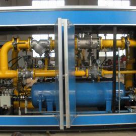 舟山压缩天然气CNG减压站、减压撬生产销售厂家。