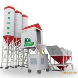 K8系列混凝土��拌站