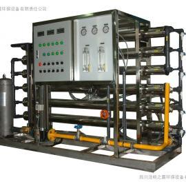 2吨单级反渗透纯净水设备/四川纯净水设备