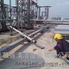 凯莲AK20/45G石油管道大流量高压清洗机 石油管道热水高压清洗机