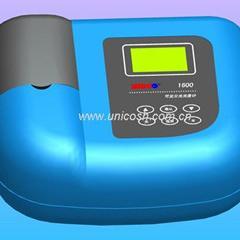 便携式1600可见分光光度计