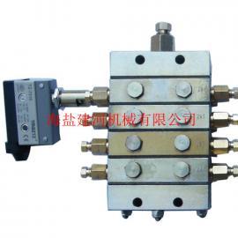 供应质量保障JPQ型单线递进式分配器