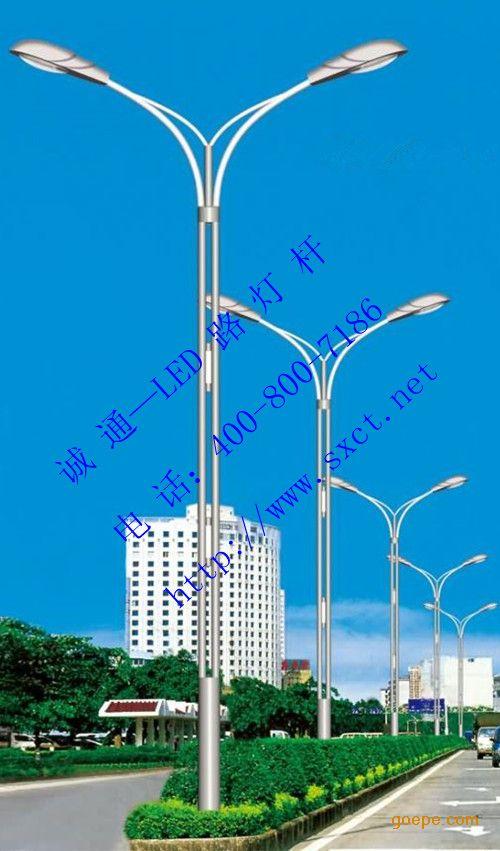 专业生产:八棱监控杆,交通信号杆,治安卡口杆,道路标志杆,led龙门