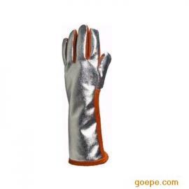 代尔塔205401隔热焊工手套