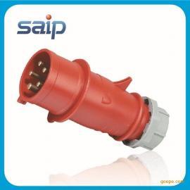 厂家直销  五孔接连器 电缆插头 防水工业插头