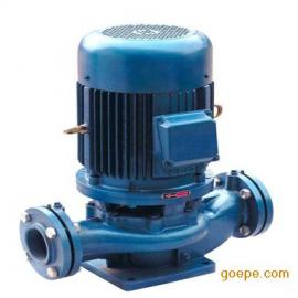 农田灌溉机械ISG型管道泵效率高