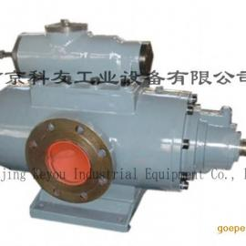 HSNH440-54三螺杆泵装置卧式安装油泵
