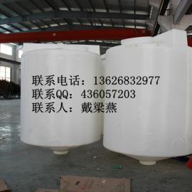 山东5吨尖底加药箱 耐酸碱加药箱厂家供货 塑料尖底加药箱耐老化