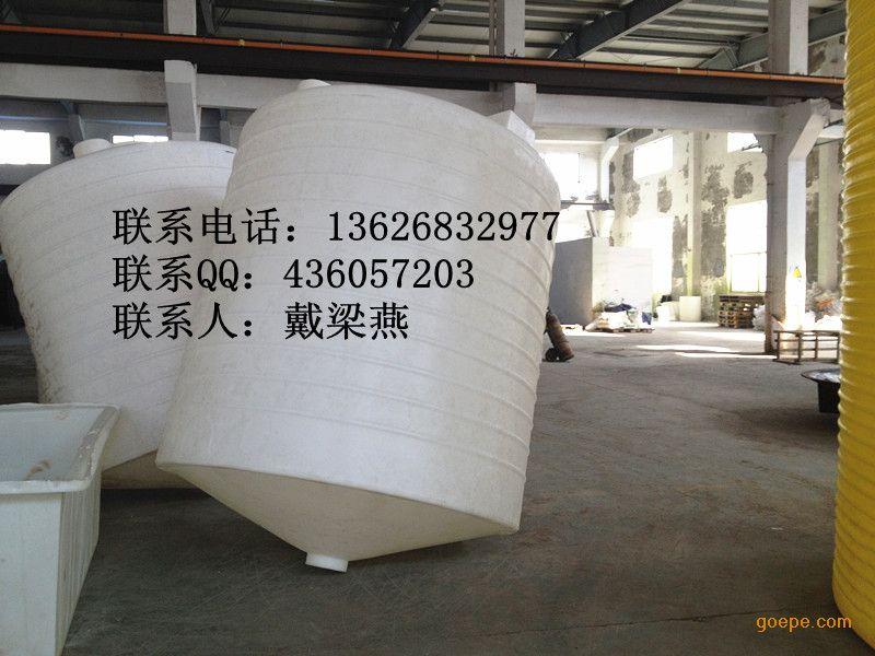 厂家推荐能排干液体的加药罐 上海防腐加药罐图片 6吨加药罐