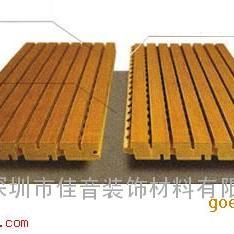 佳音优质木质吸音板规格:128*2440*15mm