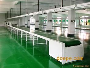 广州PVC皮带流水线,白云流水线,番禺流水线厂家