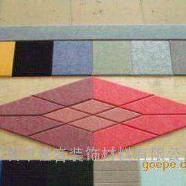 深圳佳音聚酯纤维吸音板产品图片介绍