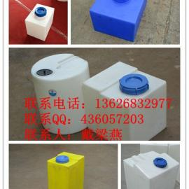 塑料方形加药箱 加药箱耐酸碱 慈溪加药箱厂家