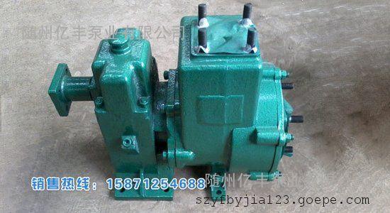 东风洒水车水泵80QZ60-90