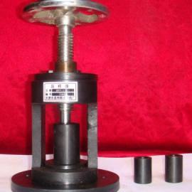 建筑节能材料压样器