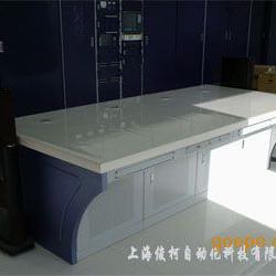 琴式操作台实验室操作台控制台电脑操作台加工生产厂家