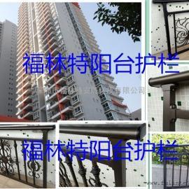 高层建筑阳台护栏工程请找福林特护栏厂