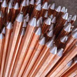 日喀则 那曲 阿里铜包钢接地棒铜层厚