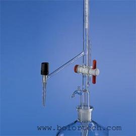 Brand自动回零滴定管,10mL AS级 PTFE阀芯