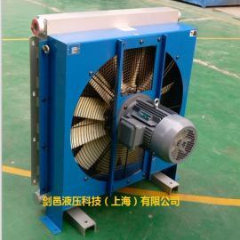 矿山机械大功率液压风冷却器