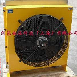 AH-TD系列大流量型液压风冷却器