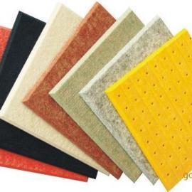 厂价直销优质:聚酯纤维吸音板,防火吸音板,聚酯纤维植绒艺术吸音