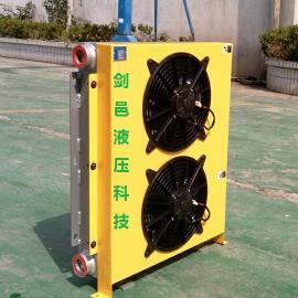 工程机械液压油散热器