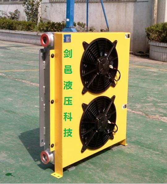 工程机械液压油散热器-ah1890-ca3风冷式油冷却器-ah图片
