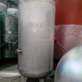 3立方10公斤不锈钢储气罐