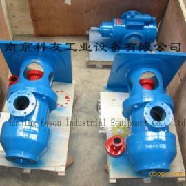 HSJ210-46油浸式三螺杆泵 稀油站润滑油泵