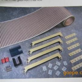 东莞供应贝格斯Poly-Pad K-10导热绝缘片聚酯类
