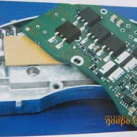 供应东莞贝格斯GP A3000玻璃纤维基材导热绝缘片