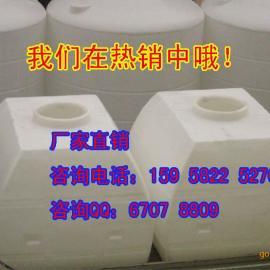 2吨方桶 方型塑料桶二吨(LT-2吨方桶)叉车桶进口材质