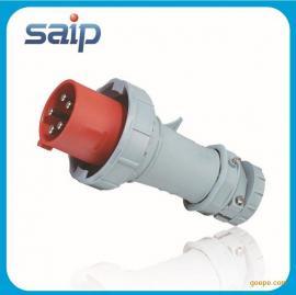 厂家直销 防水工业插头 工业电缆插头 耦合器 塑料防水插