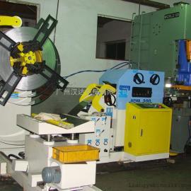 天津开卷机、矫直机、送料机、三合一送料机、落料线