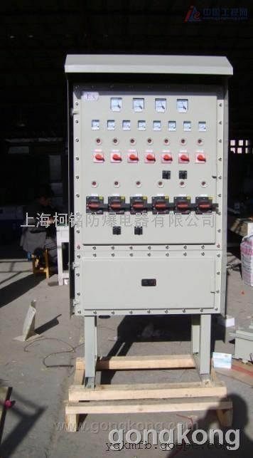 防爆钢板配电箱/BXD防爆动力箱
