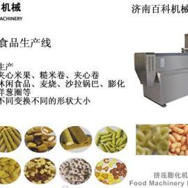 夹心米果生产线台湾米饼设备