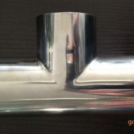 不锈钢三通(管件、管道连接件)供应三通、焊接三通、快装三通、