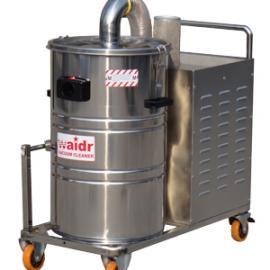 常州无锡手推式工业吸尘器 威德尔工业吸尘器WX80/40